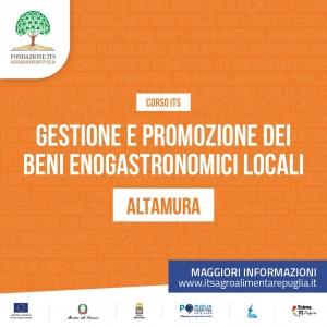 Gestione e promozione dei beni enogastronomici locali