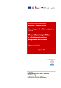 ARTI Report ITS aggiornato al 1 giugno 2021