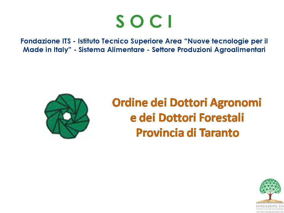 Agronomi Taranto