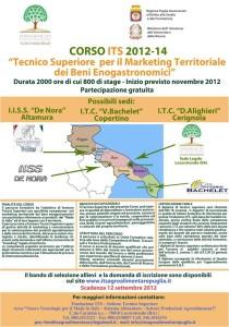 Locandina Corsi 2012-2014