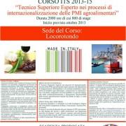 Locandina Corsi 2013-2015