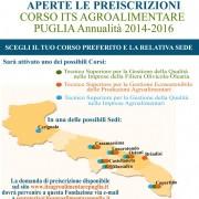Locandina preiscrizioni 2014-16